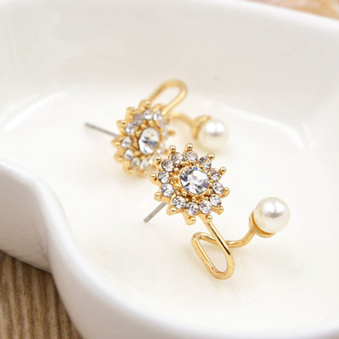 Screwback Stud Earrings. FREE shippx