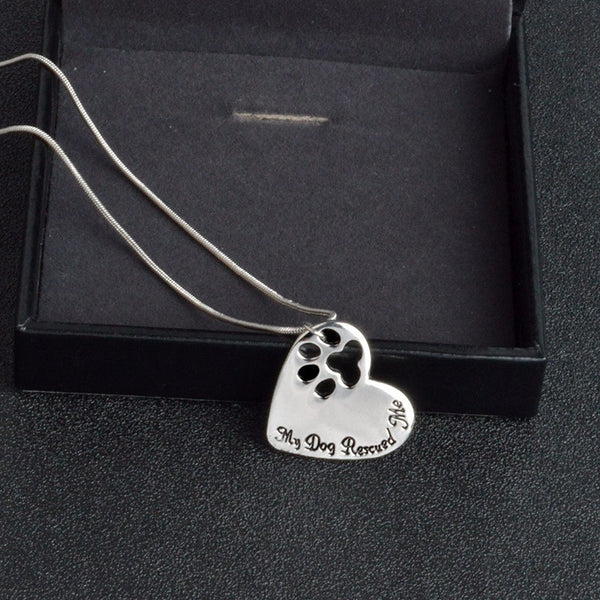 """My Dog Rescued Me"" FREE shipping"