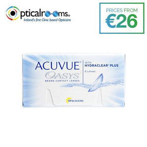 Acuvue Oasys Fortnightly Contact Lens UV Protection