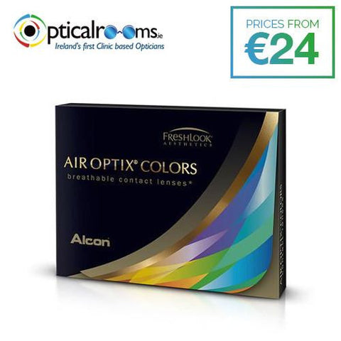 Air Optix Colors Breathable Contact Lenses 3-in1 Colour Technology