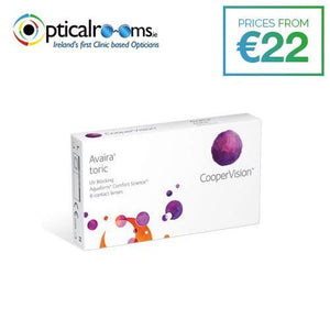 Avaira toric Astigmatism Monthly Disposable Toric Contact Lenses