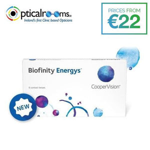 Biofinity Energys Monthly Disposable Premium Soft Contact Lenses