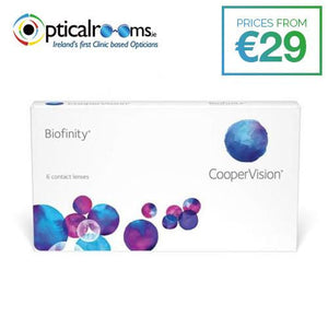 Biofinity Toric Disposable Monthly Contact Lenses Optimized for Astignatism