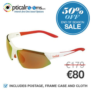 Bolle-Breakaway 11847 Designer Sunglasses - Reduced to Clear