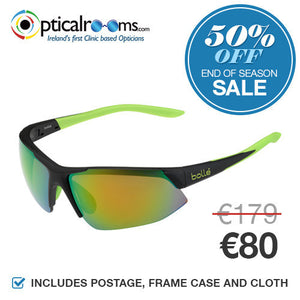 Bolle-Breakaway 11848 Designer Sunglasses - Reduced to Clear