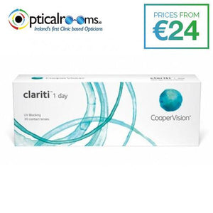 Clariti 1 Day Daily Disposable Contact Lenses Myopia Hyperopia