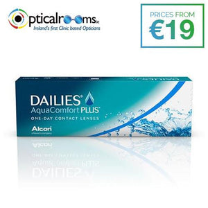 AquaComfort Plus Daily Contact Lenses