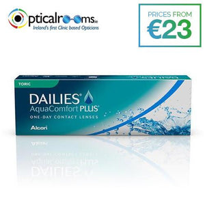 DAILIES AquaComfort Plus Toric Contact Lenses