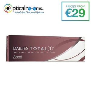 Alcon DAILIES TOTAL1 - Water Gradient Contact Lenses