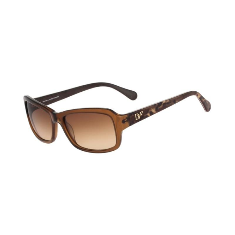 DVF607S ANGELINA CRYSTAL BROWN