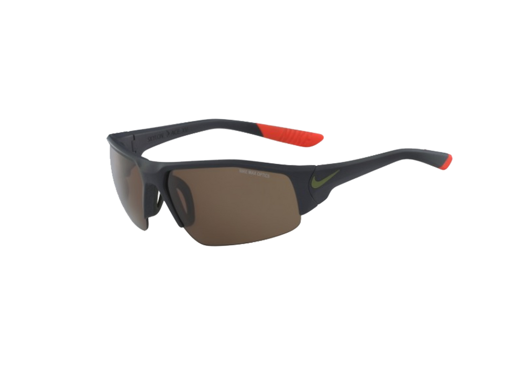 NIKE Sports Sunglasses SKYLON ACE XV EV0857 MATTE GREY/OUTDOOR