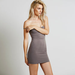 Sexy Full Slip Long Under Dress in 8 Colors - LuvFia