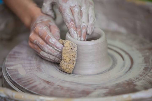 BELFAST'S POTTERY THROW DOWN