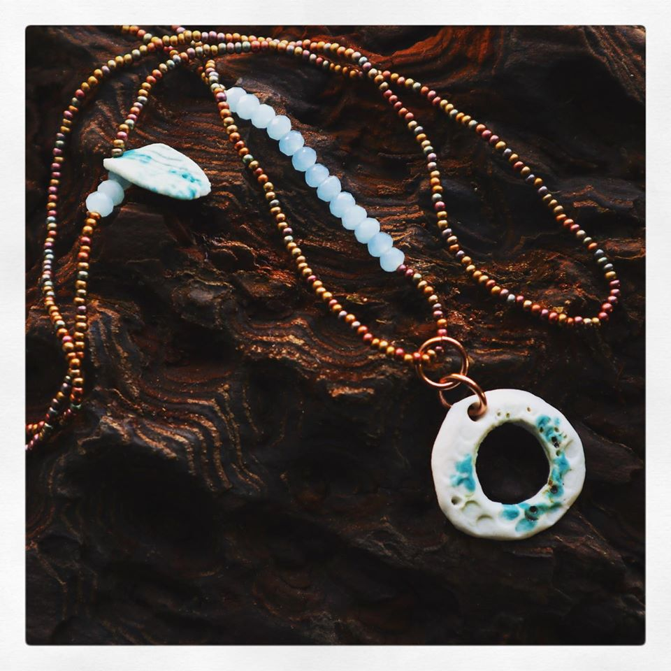CERAMIC JEWELLERY WORKSHOP                      Bullitt Belfast                                26.01.20