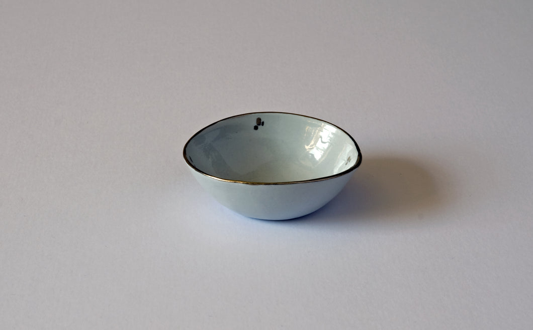 MOURNE CERAMIC MINI DISH by Rebecca Killen