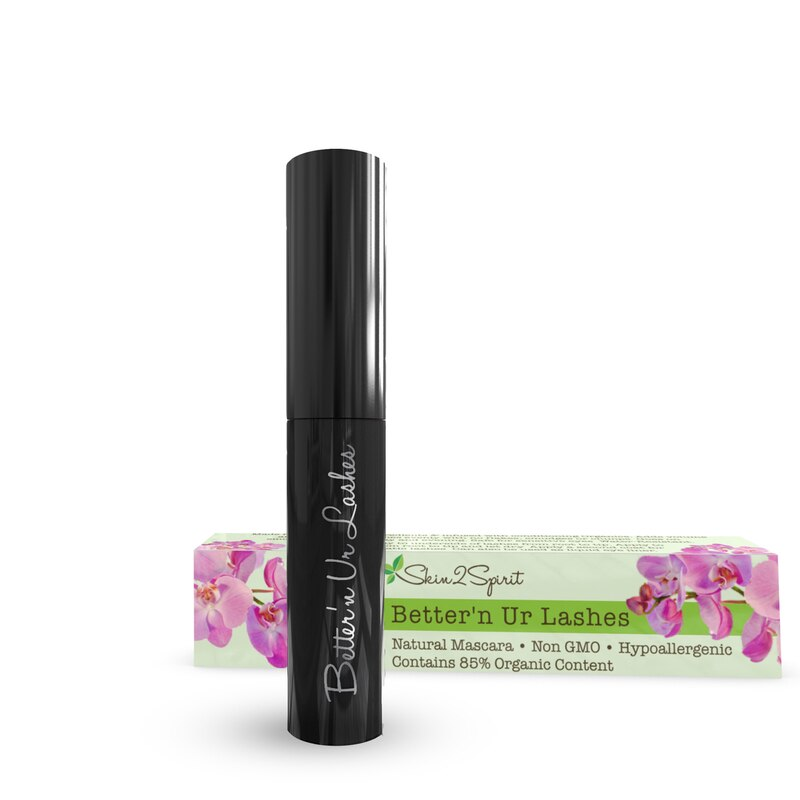Volumize Your Eyes - Natural Mascara