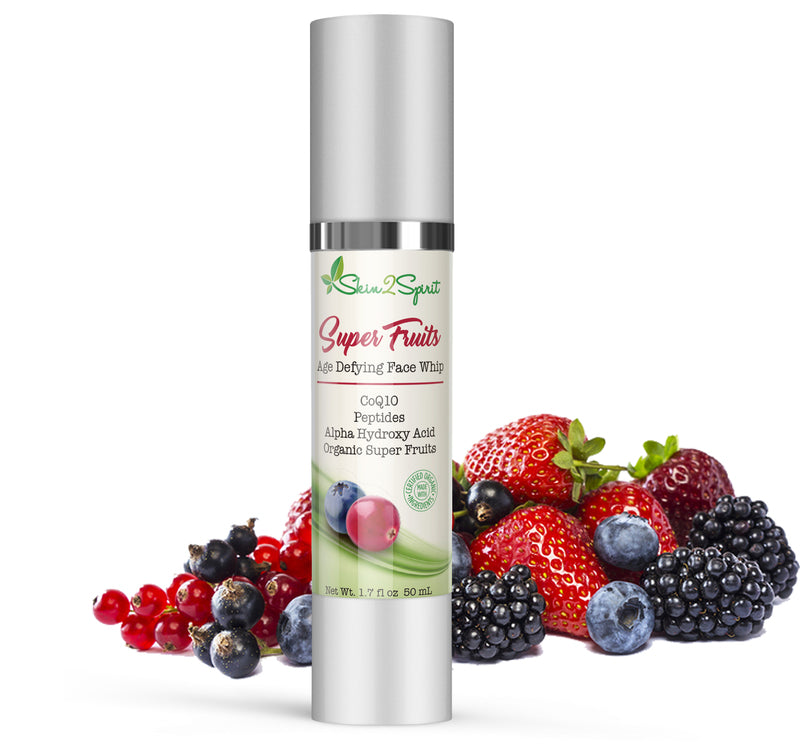 Super Fruits Age Defying Face Whip (w-Alpha Hydroxy Acids)