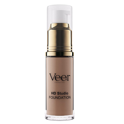Veer HD Foundation (New Formula) - Light Weight Yet Full Coverage.