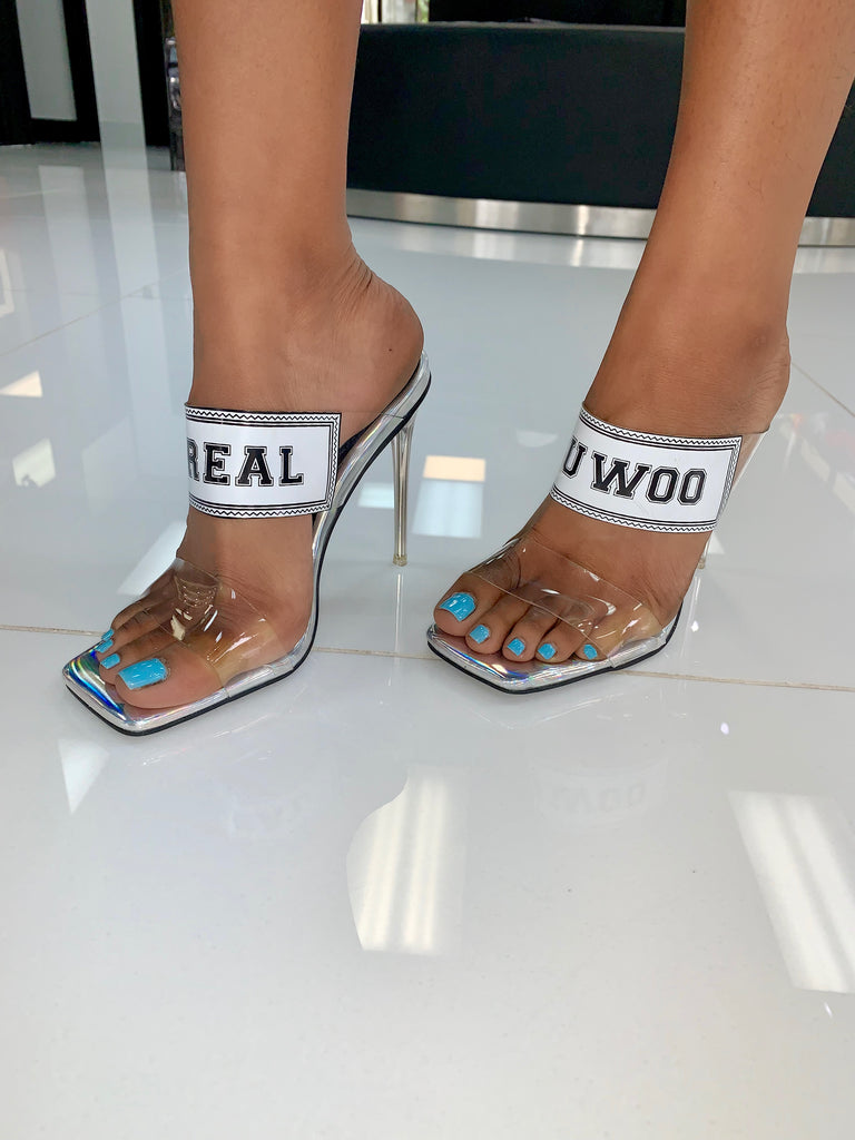 Gsuwoo Clear Heels - SHOP SO REAL