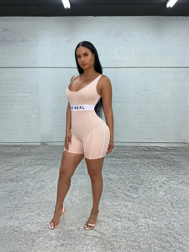 Clermont Spandex suit - SHOP SO REAL