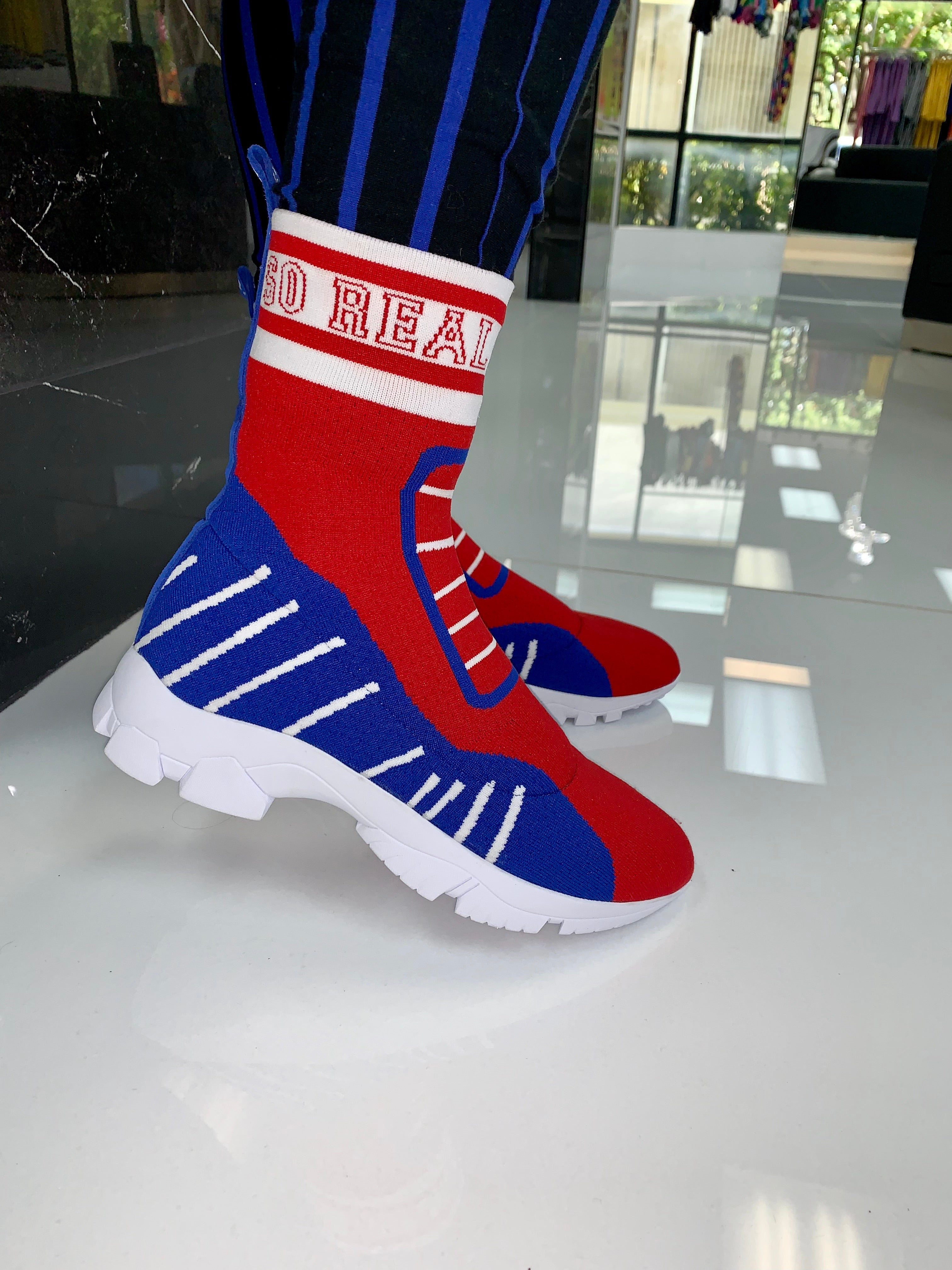 Liberty Sock Runners - SHOP SO REAL