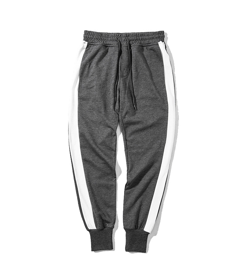 S. GREY SWEATSPANTS