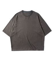 ESSENTIAL CARBON LOOSE TEE