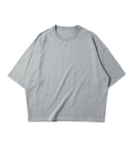 ESSENTIAL GREY LOOSE TEE