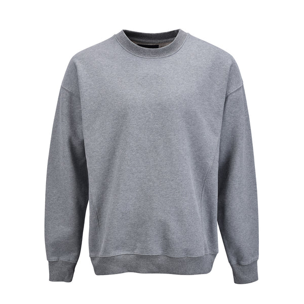 ES. GREY LONG SLEEVE