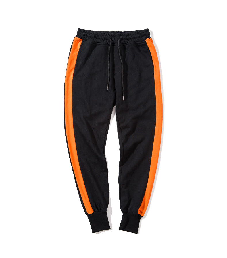 S. ORANGE SWEATPANTS