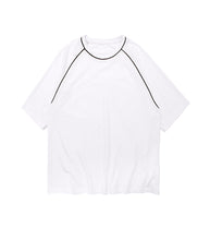 SL. ESSENTIAL WHITE LOOSE TEE