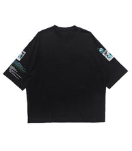 IT. BLACK ESSENTIAL LOOSE TEE