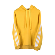 STRIPED YELLOW HOODIE