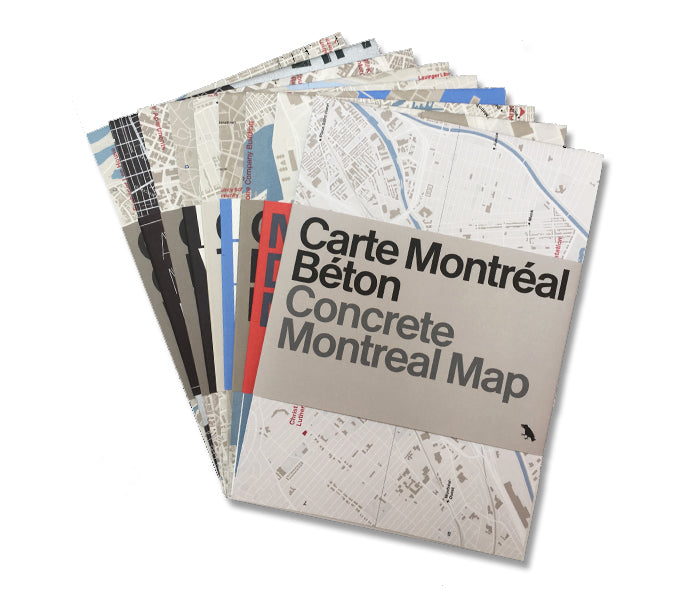 North American Maps Set