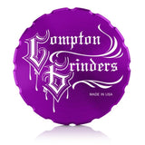 Purple 4-Piece Medium Grinder