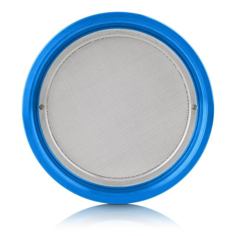 Blue 4-Piece Small Grinder