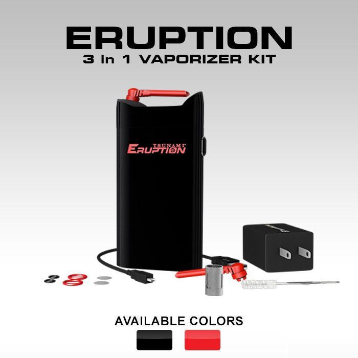 Eruption Premium Vaporizer Kit