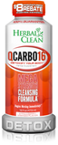Herbal CleanQ-Carbo 16 oz. Strawberry Mango