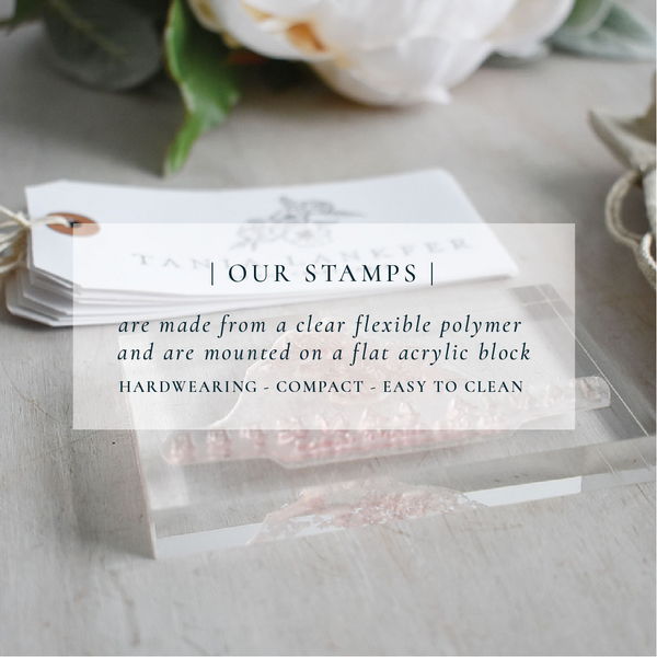 Hand Made Small Business Stamp