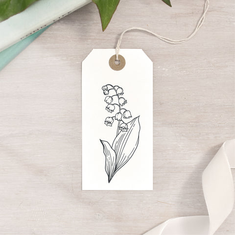 Lily Of The Valley Stamp | 3 Sizes