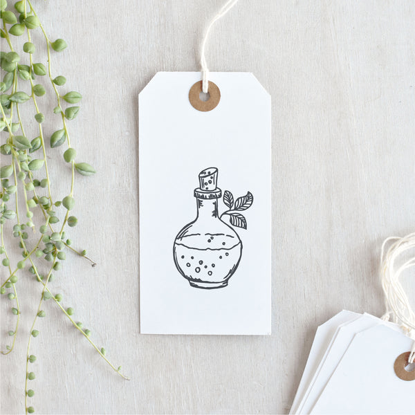 Magical Potion Bottles Halloween Stamp | 4 STYLES