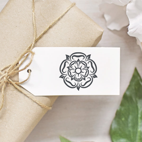 Yorkshire Rose Stamp