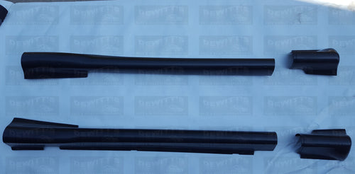 (Code: CF-01) Escort Cosworth Full Set Side Skirt + Cap (Contact for price)