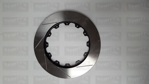 (Code: BRK-24) GPA AP Brake Disc 315 x 28mm LH Rear Tarmac/Gravel (Contact for price)