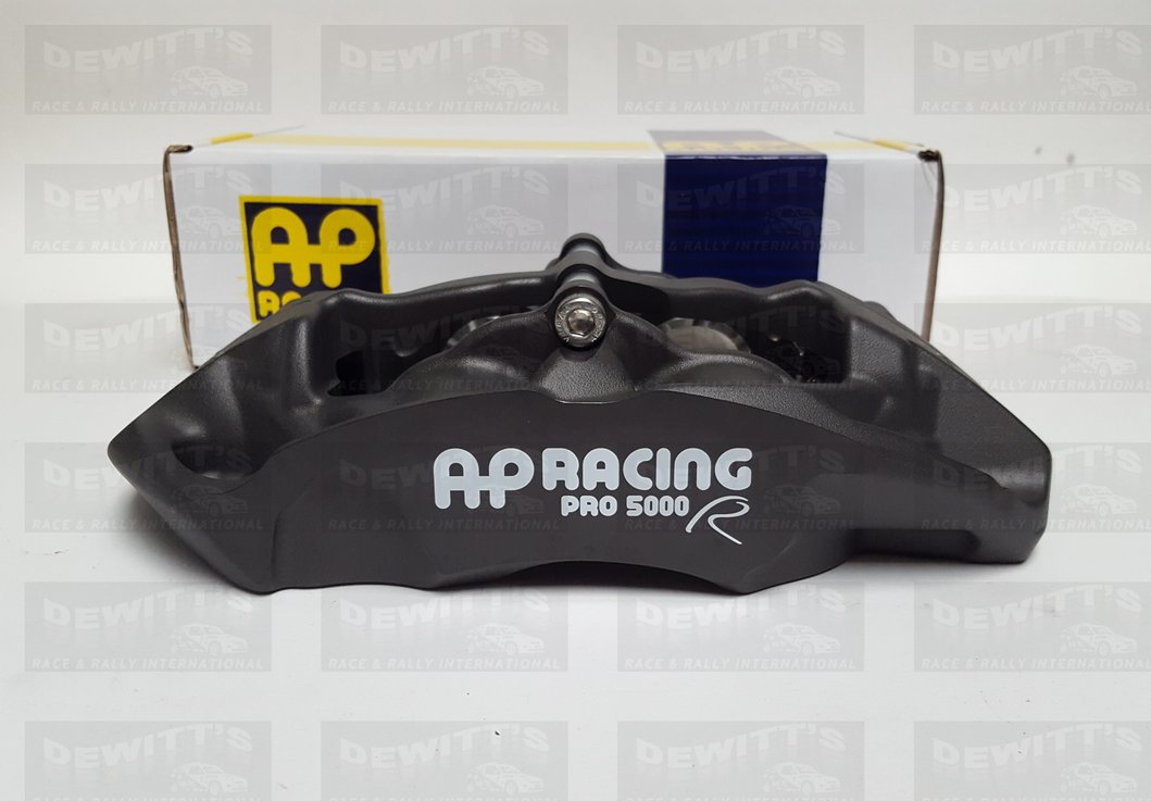 (Code: BRK-14) GPA 4 Pot Radial Mount Caliper LH Rear Tarmac/Gravel (Contact for price)