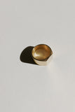 Gold Signet ring no2