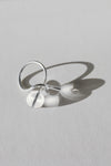 Silver Sphere ring no2