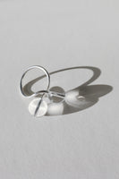 Silver Sphere ring no3