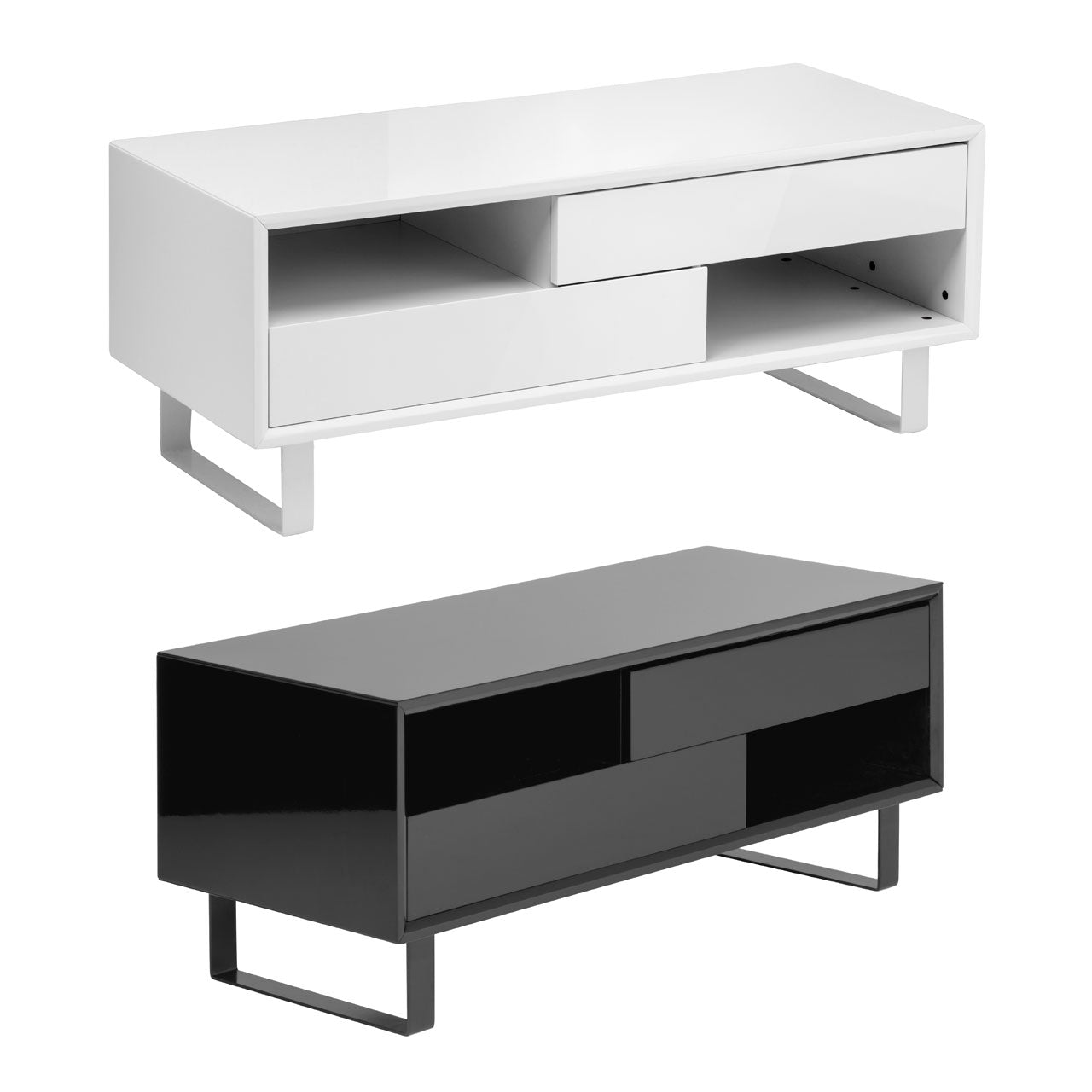 Coffee Table White - Ezzo