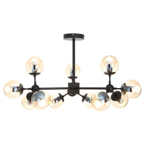 Abira 12 Bulb Pendant Light - Ezzo